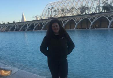 Megan from Ireland 2019